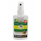 Prírodný repelent Anti-Insect Spray TravelSafe 60 ml