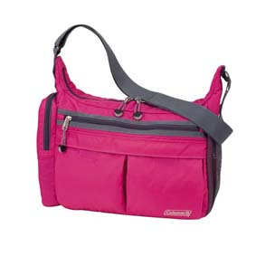 Chladiaca ta�ka Coleman Cool Shoulder Bag Pink