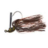 Nástraha Skirted Jig Head, Brown, 10g