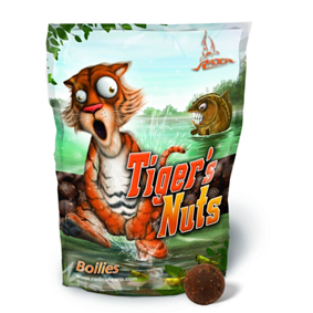 Boilies Quantum Radical Tiger´s Nuts 20mm, 1 kg