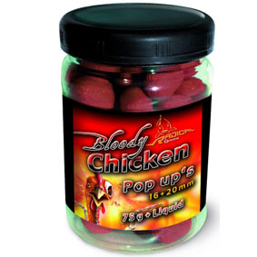 Boilies Radical Pop Up Bloody Chicken 16+20mm