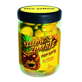 Boilies Neon Pop Up Neon Pop Up Yellow Zombie 16+20mm