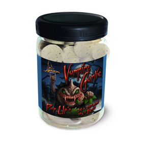 Boilies Radical plavačky Vampire Garlic, 16+20mm