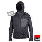 Bunda EFFZETT PURE SOFTSHELL ZIP