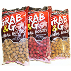 Boilie StarBaits Grab & Go Global 2.5 kg 20 mm, SPICE