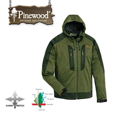 Bunda Pinewood SOFT SHELL SHERINGHAM ccb5e1d75f0
