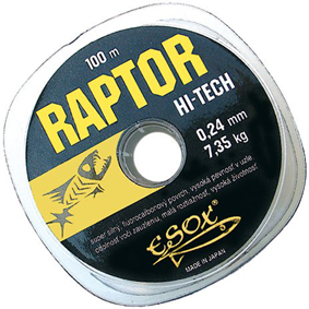 Silon ESOX Raptor Hi-Tech 100/0,08