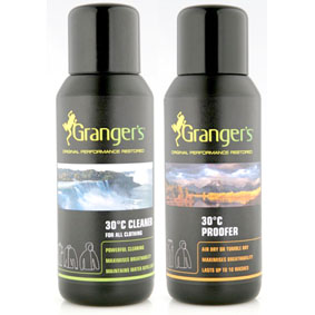 Impregnácia Granger´s Wash in Kit