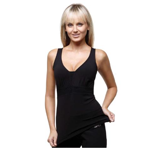 d320a72598185 Moira termo dámske tričko bez rukávov Fitness
