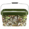 Vedro NGT SQUARE CAMO BUCKET 12,5L