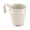 Hrnček Collaps Mug, Cream white