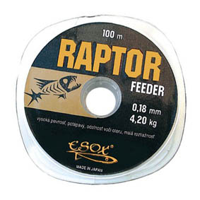Silon Esox Raptor Feeder 100/0.14