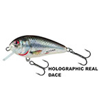 Vobler Salmo Butcher Sinking 5, Holo Real Dace