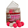Boilies StarBaits Fluo Pop-Up Hot Demon 14mm, 80g