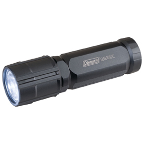 Ru�n� svietidlo Coleman High-Power Aluminium LED Flashlight