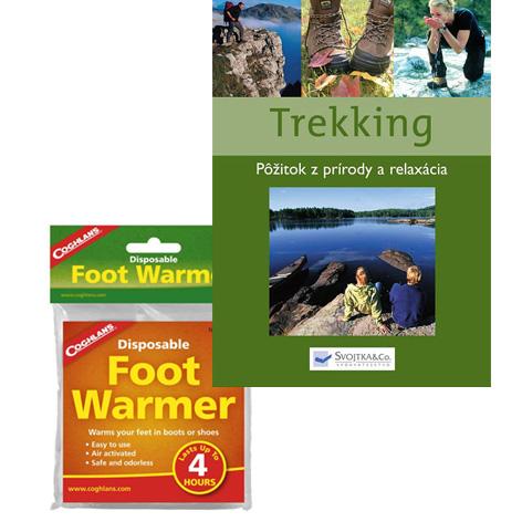 Kniha Trekking & Ohrievač nôh